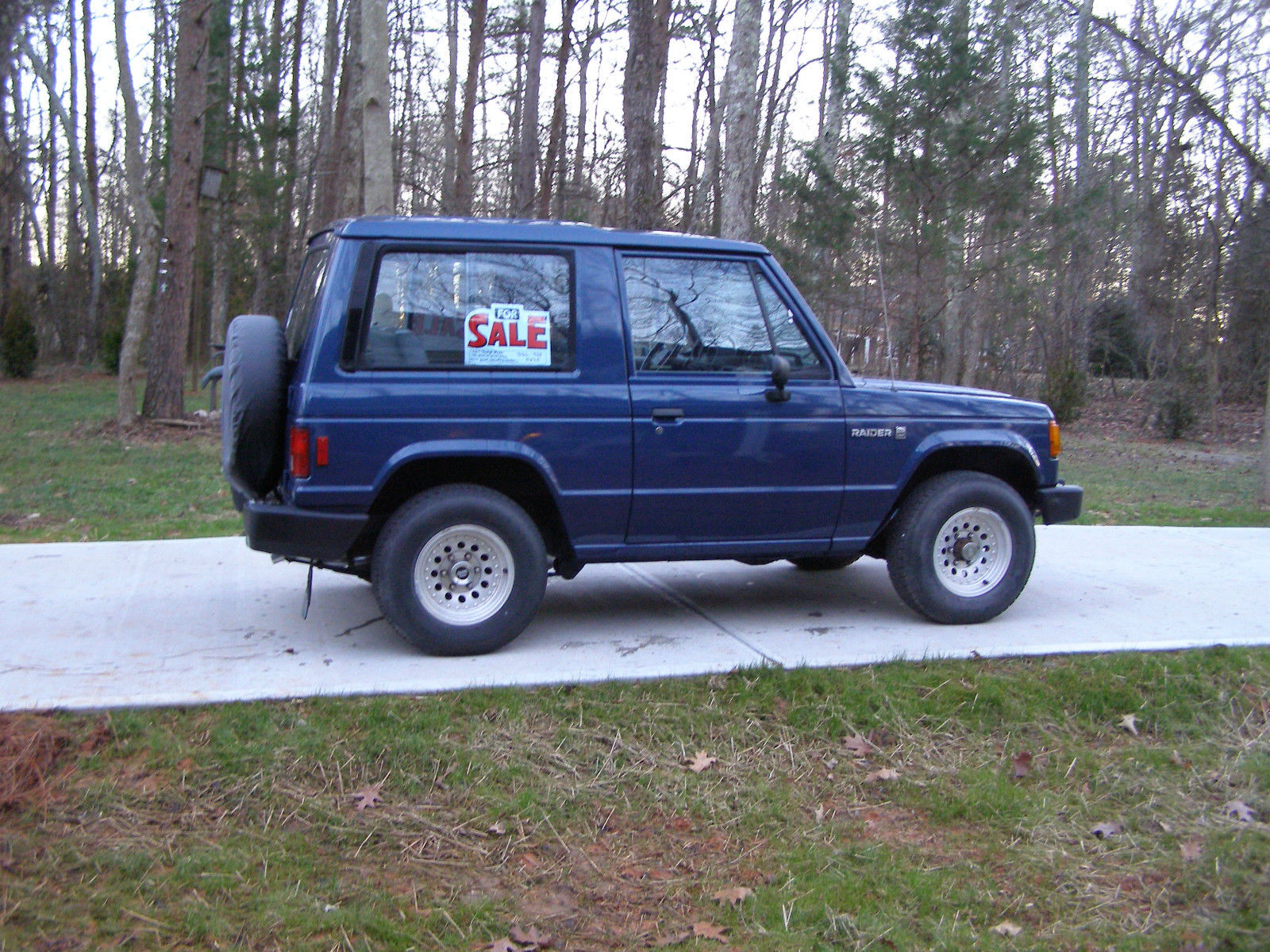 Dodge Raider For Sale >> 1987 Dodge Raider 2 6l For Sale In Greensboro North Carolina