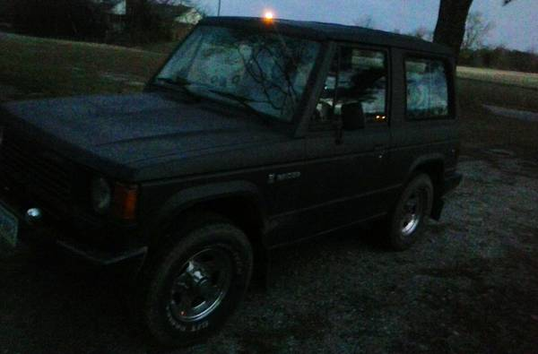 1987 Dodge Raider Manual For Sale in Hampton Roads, Virginia