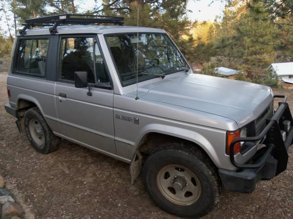 1987 Dodge Raider Sporty Utility 4cyl For Sale in Fountain ...