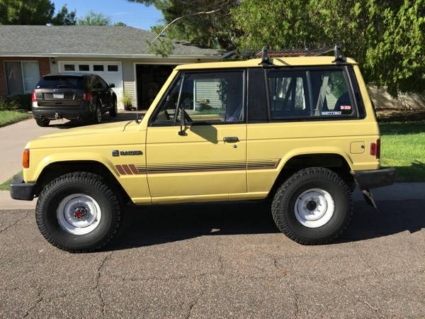 Dodge Raider For Sale >> 1989 Dodge Raider V6 Manual For Sale In Phoenix Arizona