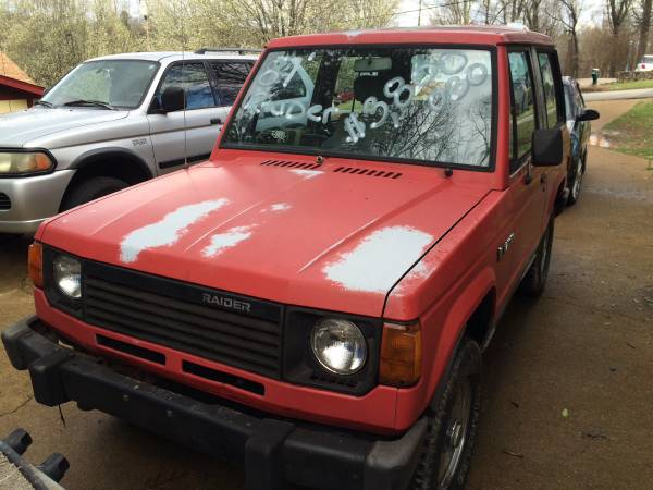 1987 dodge raider v4 automatic for sale in westminster for Metro motors bakersfield ca