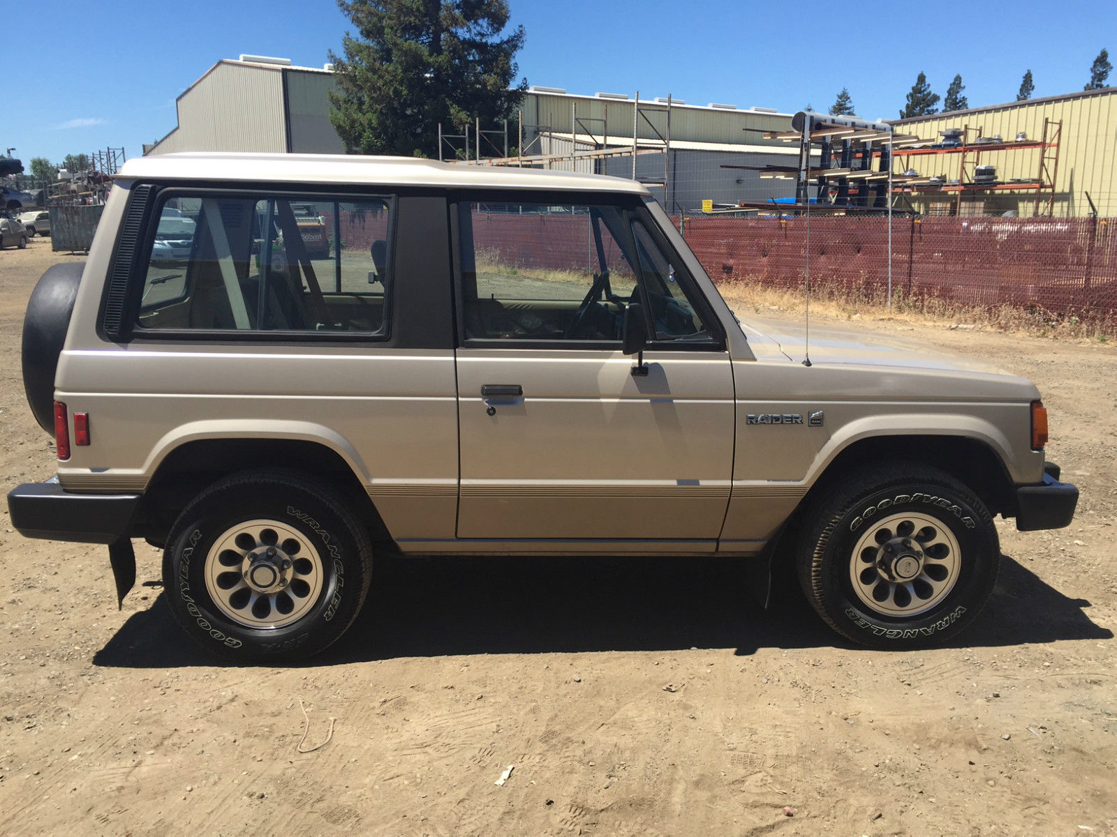 1989 Dodge Raider For Sale Craigslist Classifieds Archives