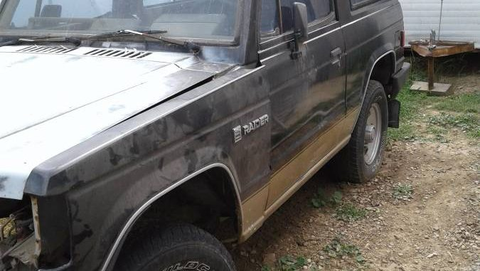 1987 Dodge Raider Manual For Sale In Caldwell Idaho