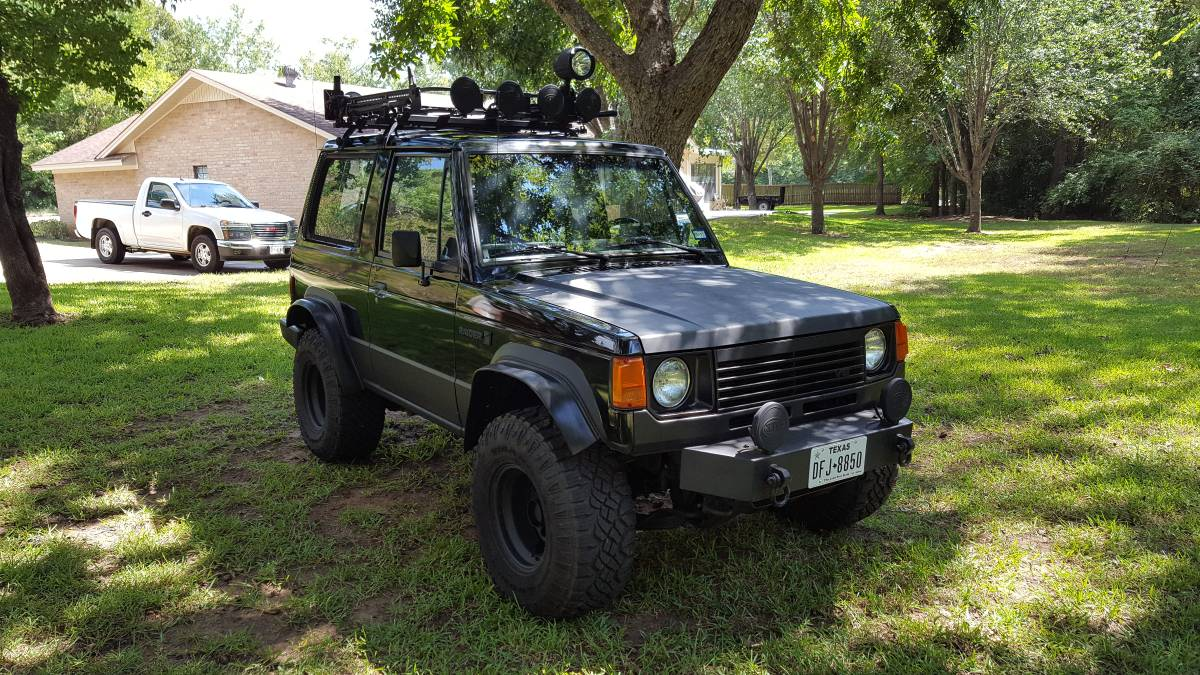 Dodge Raider For Sale >> 1987 Dodge Raider 4 3l V6 Automatic For Sale In East Texas Texas