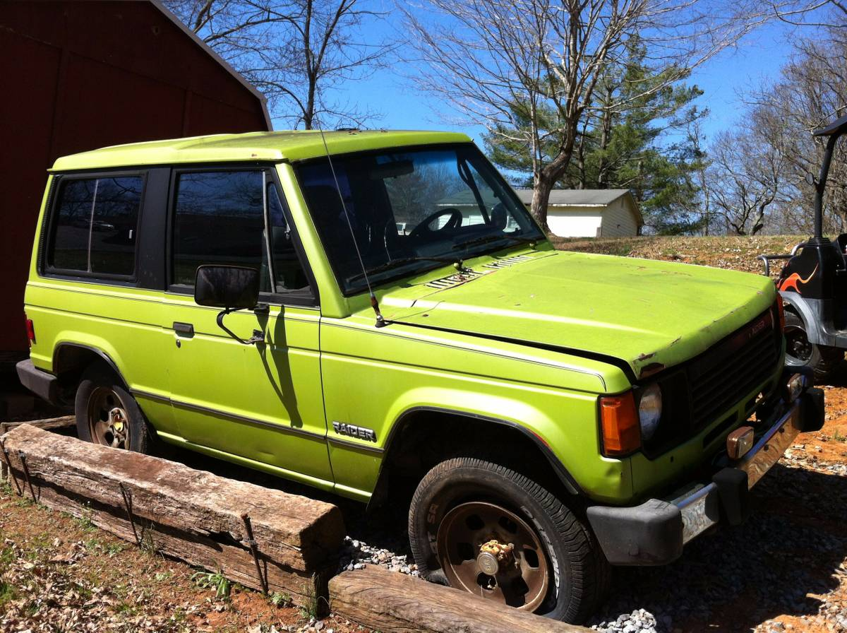 1987 Dodge Raider 4x4 Auto For Sale In White House Tennessee