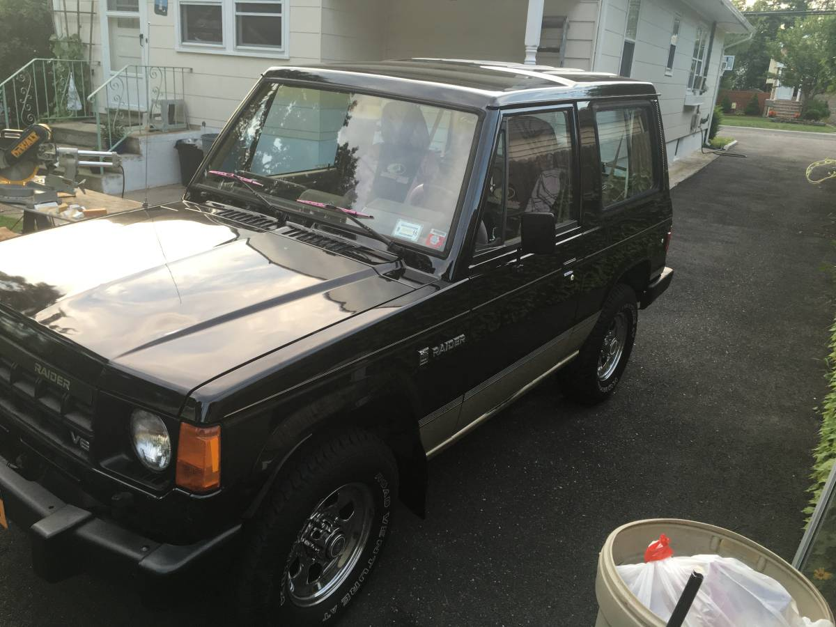 1989 Dodge Raider 3.0 V6 Automatic For Sale in Long Island ...