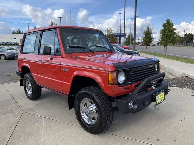 1989 Dodge Raider 6cyl Automatic For Sale in Post Falls, ID